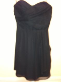 DreamsRecycled.Com Sexy Little Black Dress