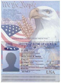 Canadian Passport, New Passport, Passport Online, Certificate Maker, Birth Certificate Template, Passport Template, Id Card Template, Card Templates, Identity