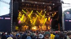 Extreme - Play With Me (South Park Festival Tampere 05 06 2015)