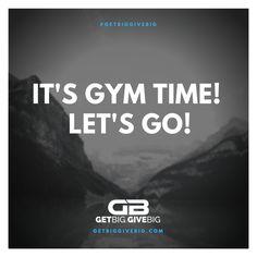 #GetBigGiveBig #getBig #GiveBig #exercise #fintessmotivation#gymlife #getfit #active #strong #motivation #workout #instafitness #beastmode