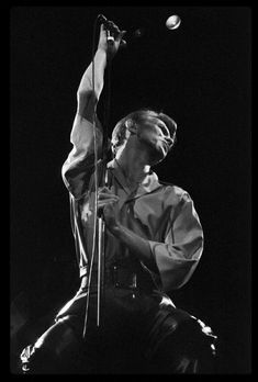 """Csk submitted to portrait-in-flesh: """"Pole dancing Bowie takes the Stage. Angela Bowie, David Bowie, Rock N Roll, Duncan Jones, The Thin White Duke, Goblin King, Ziggy Stardust, Lady Stardust, Sound & Vision"""