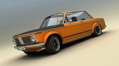 BMW 2002ti Alpina