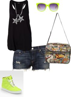 """""""Rock that"""" by serenahilton on Polyvore"""