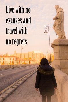 Quote for the week 2017wk42 » Goldilocks Lifestyle Travel - live with no excuses and travel with no regrets