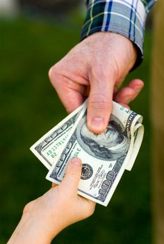Parental Tactics: Bargaining vs. Bribery