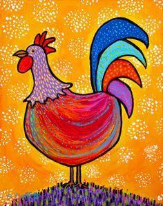 Rooster - KCH