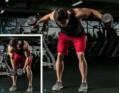 Encourage new muscle growth in your delts with a handful of rut-busting movements. Best Shoulder Workout, Best Chest Workout, Chest Workouts, Fun Workouts, Shoulder Exercises, Workout Ideas, Deltoid Workout, Triceps Workout, Weight Training Workouts