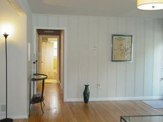 Should I paint a knotty pine dining room - Houzz