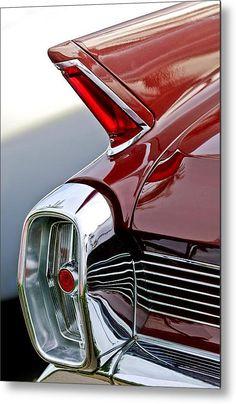 Belos Automóveis Antigos by Daniel Alho / 1962 Cadillac Eldorado