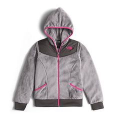 The North Face Girls' Oso Hoodie Sweatshirt: Kids