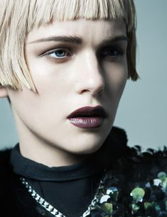 Ilda Lingdqvist's Killer Looks by Ceen Wahren for Plaza Magazine - 3 Sensual Fashion Editorials | Art Exhibits - Anne of Carversville Women's News