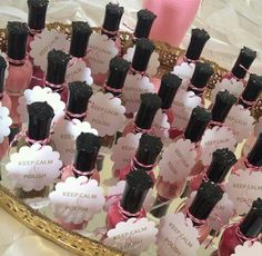 Sweet sixteen favors