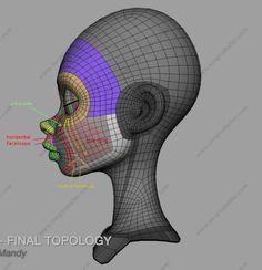 head topology sergi caballer - Buscar con Google