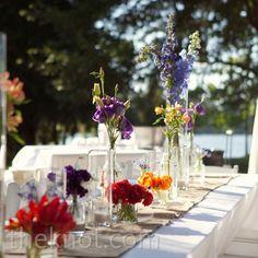 Colorful Floral Decor