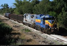 RailPictures.Net Photo: SGLR 578 Seminole Gulf EMD GP10 at Punta Gorda, Florida by Rob Schreiner