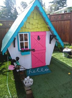 Playhouse After