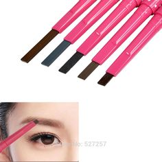 Eyebrow Pencil Liner Beauty Makeup Tools Waterproof Durable Automatic Women Ladies Free Shipping