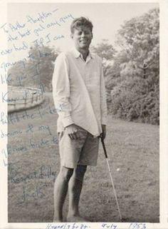 http://en.wikipedia.org/wiki/John_F._Kennedy   1953 ....