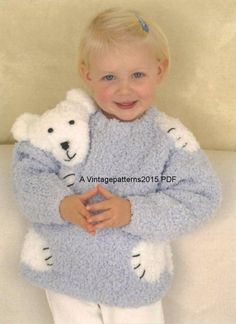 2eed722602a1 8 Best Baby Knitting Patterns images