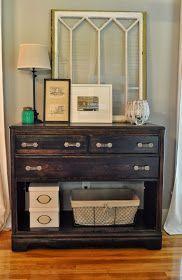 The Salted Home : Dresser Makeover
