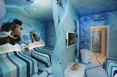 Looks like an amazing hotel for kids!! Gardaland Hotel Resort, Castelnuovo del Garda, Italy