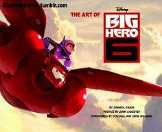 The Art of BIG HERO 6 6/23/14