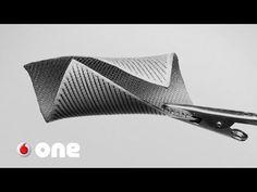 Impresión 4D, los materiales que construyen cosas por sí mismos - YouTube