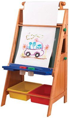 Superieur KidKraft Kids Easel Desk