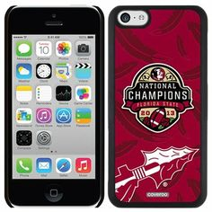 Florida State Seminoles (FSU) 2013 BCS National Champions iPhone 5 Thinshield Snap-On Case