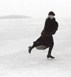"Joni Mitchell...""I Wish I had a River I could Skate Away on...""❄❄"