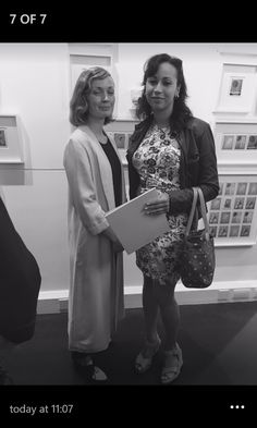 Me with Anja Niemi at her exhibition at the Little Black Gallery in Chelsea.  I'm holding a signed book (which I nearly lost after a few glasses of bubbles). Fantabulous artist! Her work is without a shadow of a doubt is the most provocative and thought provoking of modern times. AN is a modern day story teller through the medium of photography, every one a mystery. I haven't experienced anything close to this, AN work will still be relevant in years to come.