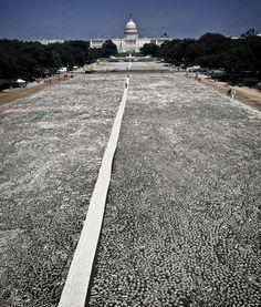 One Million Bones Brings Genocide To Washington, D.C. - OracleTalk