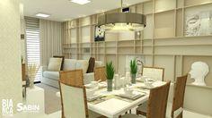 Cozinha gourmet e área social em apartamento!