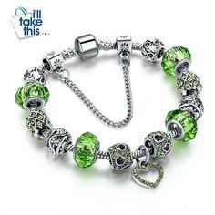 Pandora Style Charm Bracelet Including 10 Charms Price 49 99