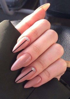 Cutest Pink Nail Arts Designs & Images for Bold Look in 2019 Just visit here and find easily so many amazing trends of pink colored nail designs in year Cute Pink Nails, Pink Ombre Nails, Pink Nail Art, Perfect Nails, Gorgeous Nails, Pretty Nails, Nail Art Designs Images, Ombre Nail Designs, Hair And Nails