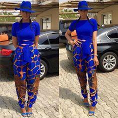 Trendy Aso Ebi Fashion Styles For Beautiful Ladies | Maboplus