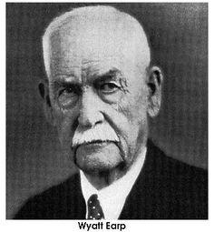 Real - Wyatt Earp - 1920's - ... JamesAZiegler.com
