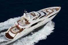 New 2010 Sunseeker Yachts Predator 130 Mega Yacht Photos- iboats.com 1