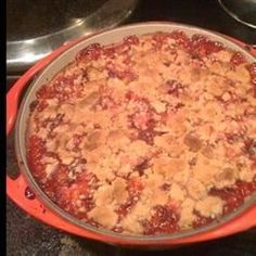 Favorite Strawberry Rhubarb Pie Recipe