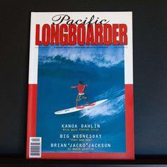 Pacific Longboarder 1-4 Kanoa Dahlin.Big Wednesday.Brian Jackson.j kramer.