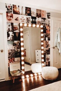 80 dorm room inspiration decor ideas 56 is part of Room decor - Cute Room Ideas, Cute Room Decor, Teen Room Decor, Decor For Small Bedroom, Teenage Bedroom Decorations, Small Teen Room, Cool Teen Rooms, Paris Room Decor, Cool Dorm Rooms