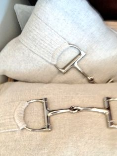 JBB #equestrianstyle pillows !!
