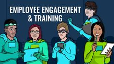4 ways for #employeeengagement and effective training - elearning industry