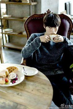 Ahn Jae Hyun for Email Coffe Korean Male Models, Korean Celebrities, Korean Model, Korean Actors, Ahn Jae Hyun, Lee Hyun Woo, Lee Jong Suk, Blood Korean Drama, Cinderella And Four Knights
