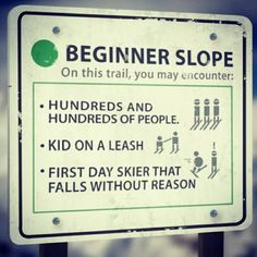 Ski it. No thanks