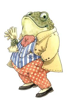 Illustration of Mr. Beatrix Potter, Frog Pictures, Frog Pics, Frog Illustration, Frog Drawing, Funny Frogs, Frog Art, Frog And Toad, Cartoon Kids
