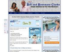 BobandRosemary.com   Part Time Network Marketing Success Tips