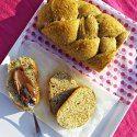treccia di pan bioche vegan  http://ibiscottidellazia.blogspot.it/2014/08/treccia-di-panbrioche-lievitazione.html