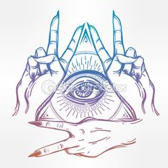 V sign hand. Flash tattoo fingers showing two. — Illustration #117110448