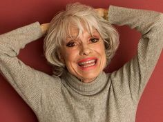 "Carol Channing:  ""Laughter is much more important than applause. Applause is almost a duty. Laughter is a reward."""
